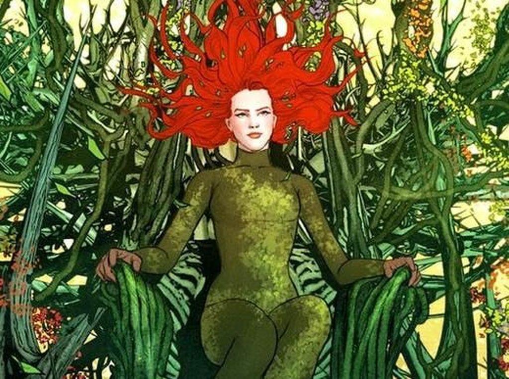 Margot Robbie Ingin Poison Ivy Temani Harley Quinn di Semesta DC