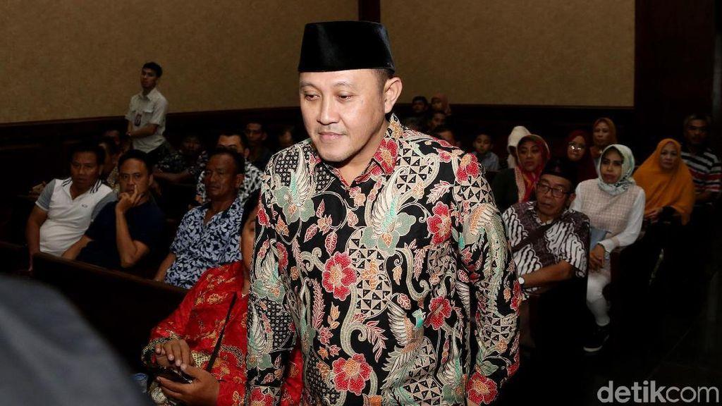 Vonis Perkara Korupsi Anggota DPRD Lampung Tengah