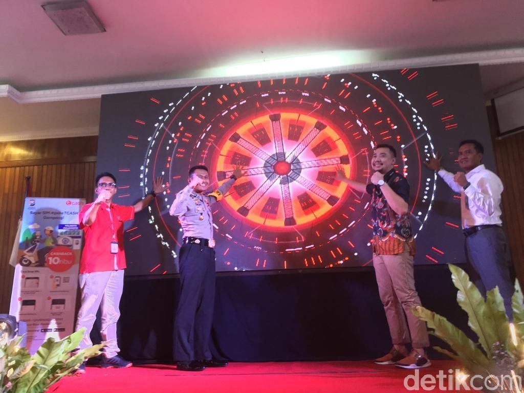Bayar SIM dan SKCK di Kota Mojokerto Kini Bisa Non Tunai
