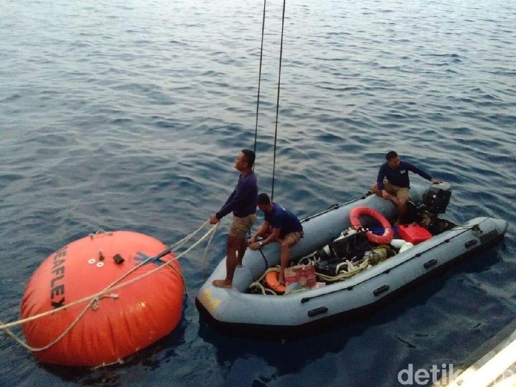 Bodi Lion Air Belum Berhasil Diangkat karena Rapuh