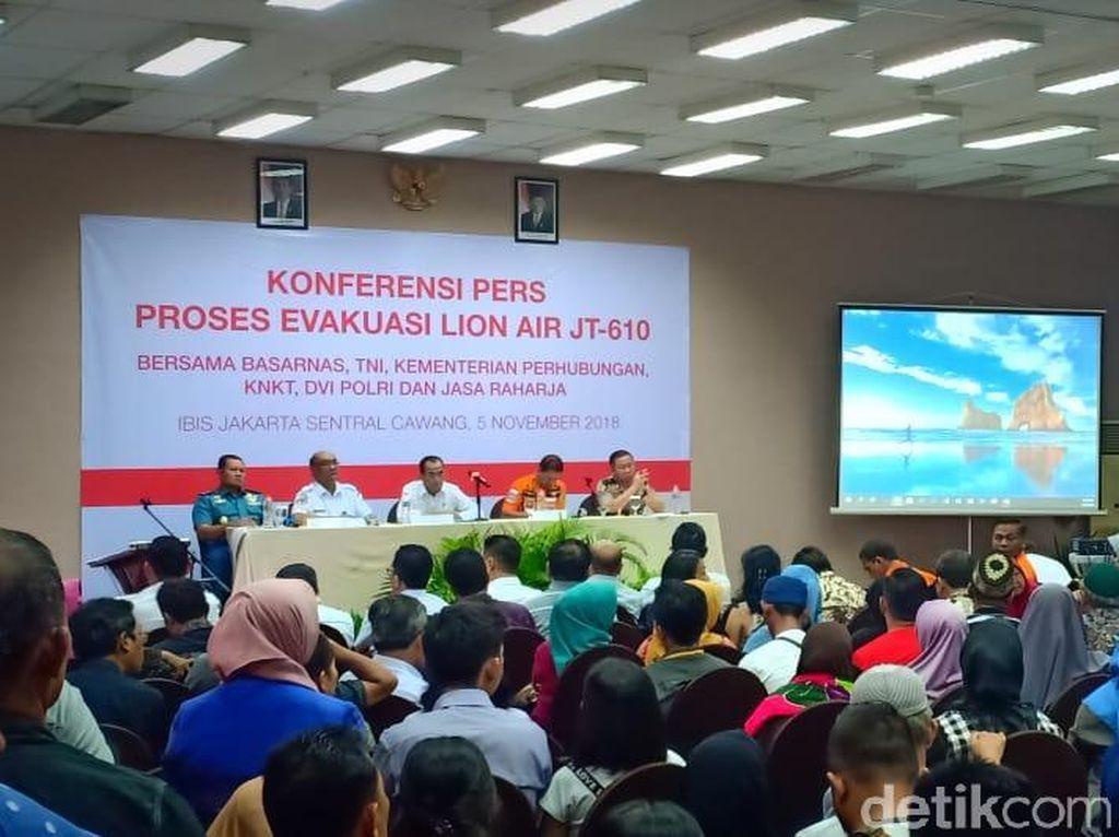 Keluarga Tanya Identifikasi Bayi Korban Lion Air, Ini Jawaban Polri