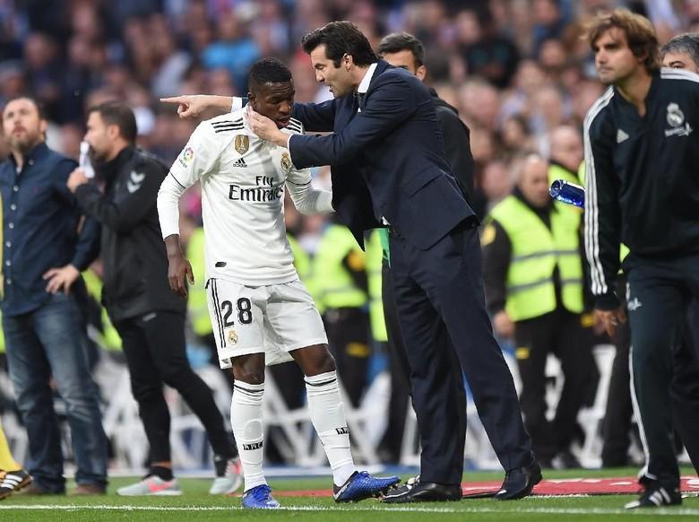 Saatnya Real Madrid Memberikan Kesempatan Pada Vinicus Junior Jadi Starter