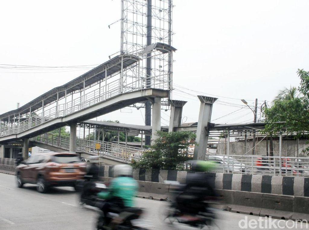 Akhirnya, JPO Jembatan Gantung Akan Dibangun Lagi