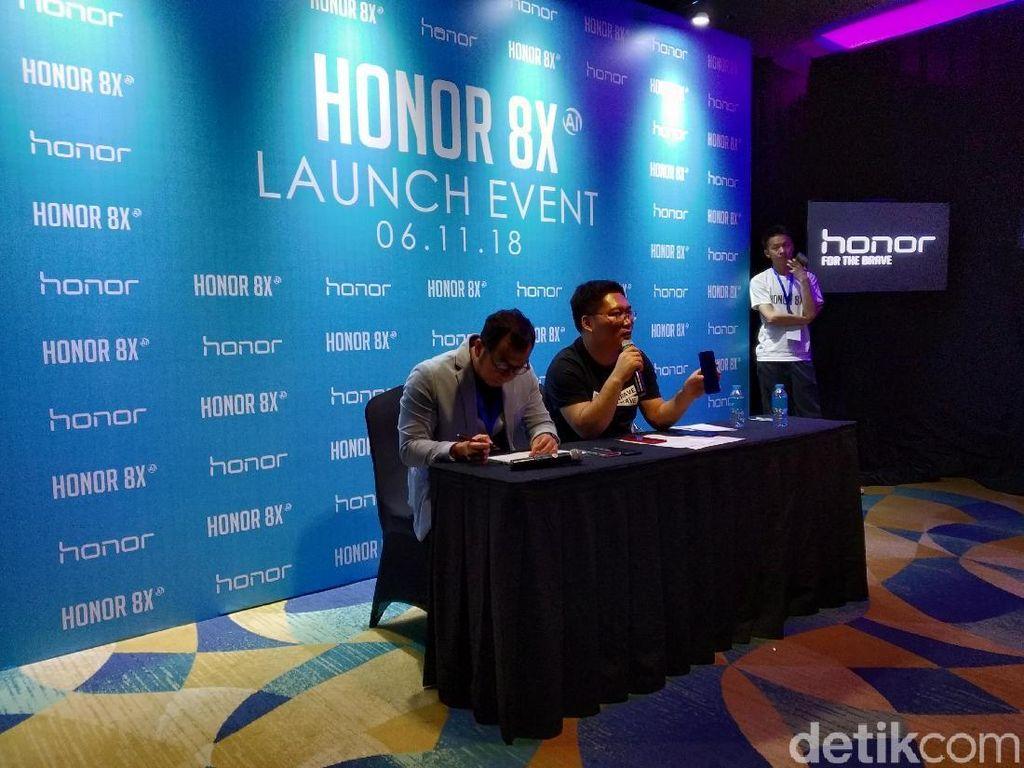 Psywar Honor ke Xiaomi: 8 Lebih Besar dari 6, X Lebih Baik dari Pro