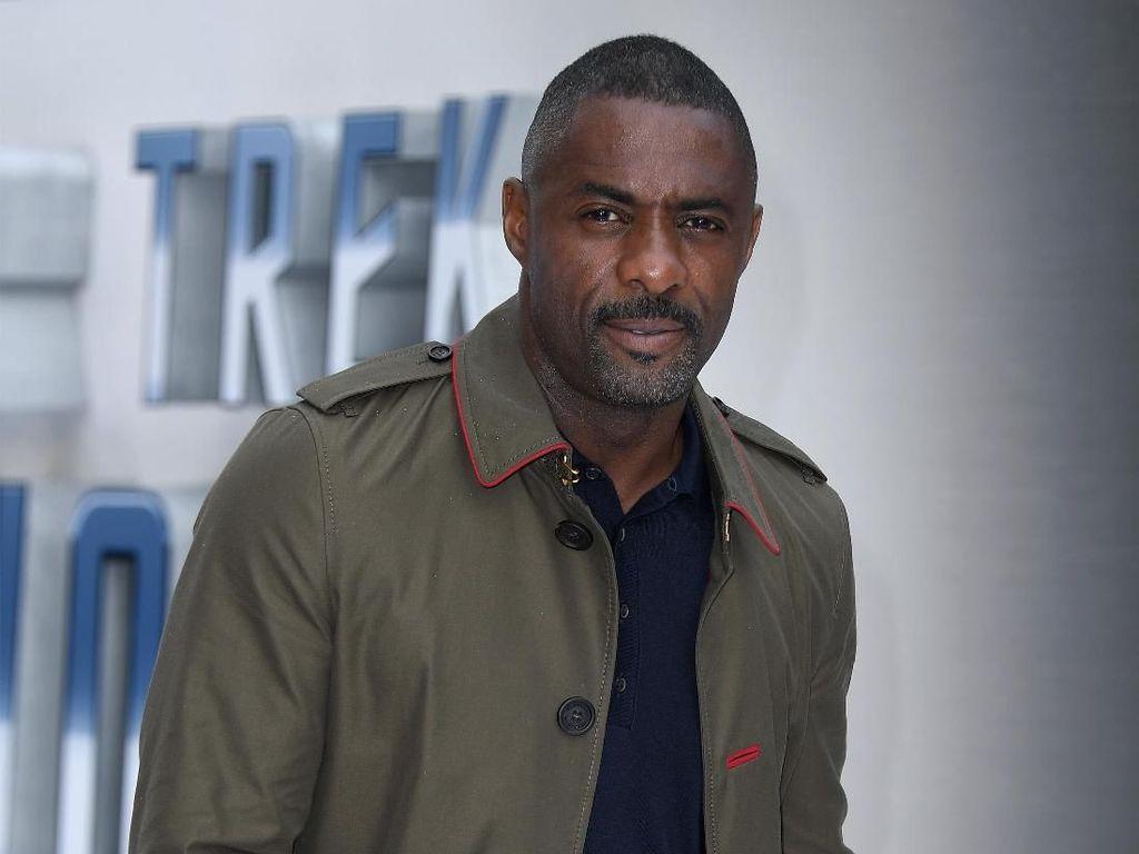 2 Minggu Dikarantina karena Corona, Begini Kondisi Idris Elba Sekarang