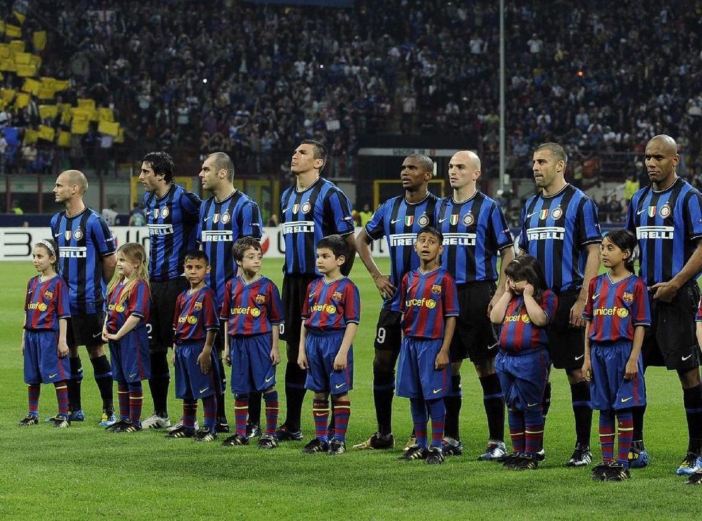 Starting XI Inter Milan Saat Gasak Barca 3-1, Di Mana Mereka Kini?