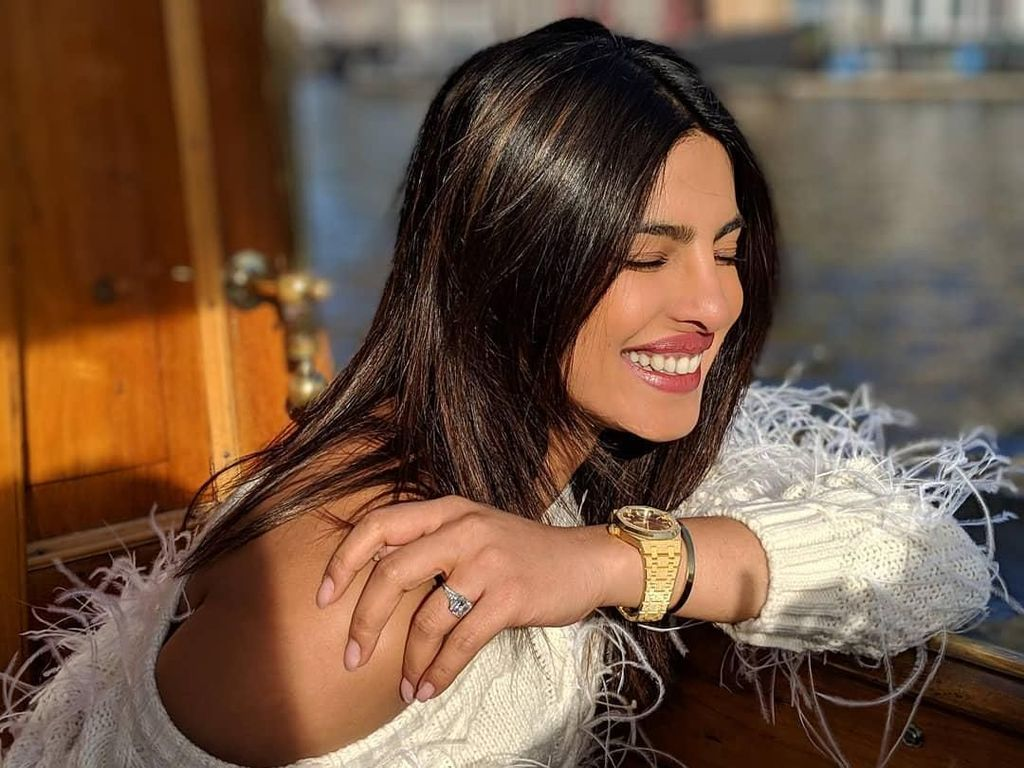 Priyanka Chopra akan Ganti Nama Setelah Menikah?