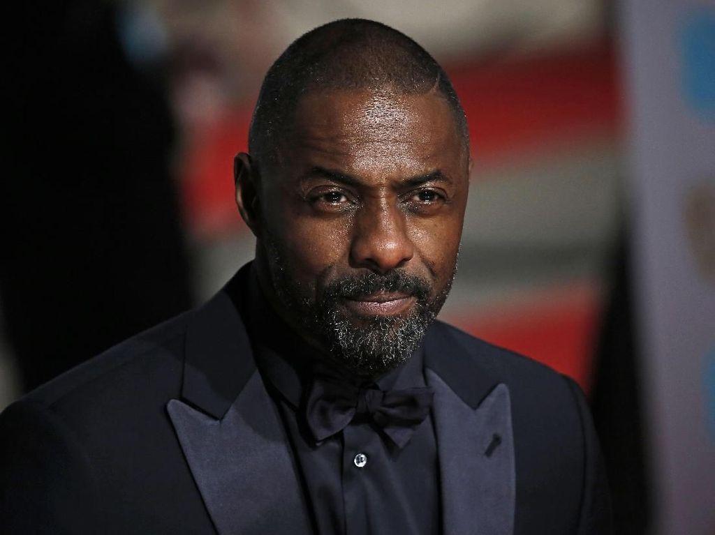Merasa Baik-baik Saja, Idris Elba Belum Boleh Pulang dari Karantina