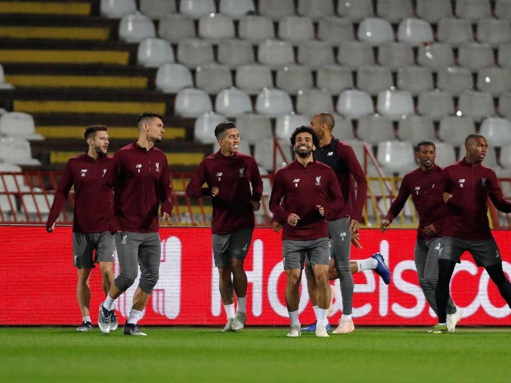 The Reds Ingin Main Cantik Demi Redam Atmosfer di Belgrade