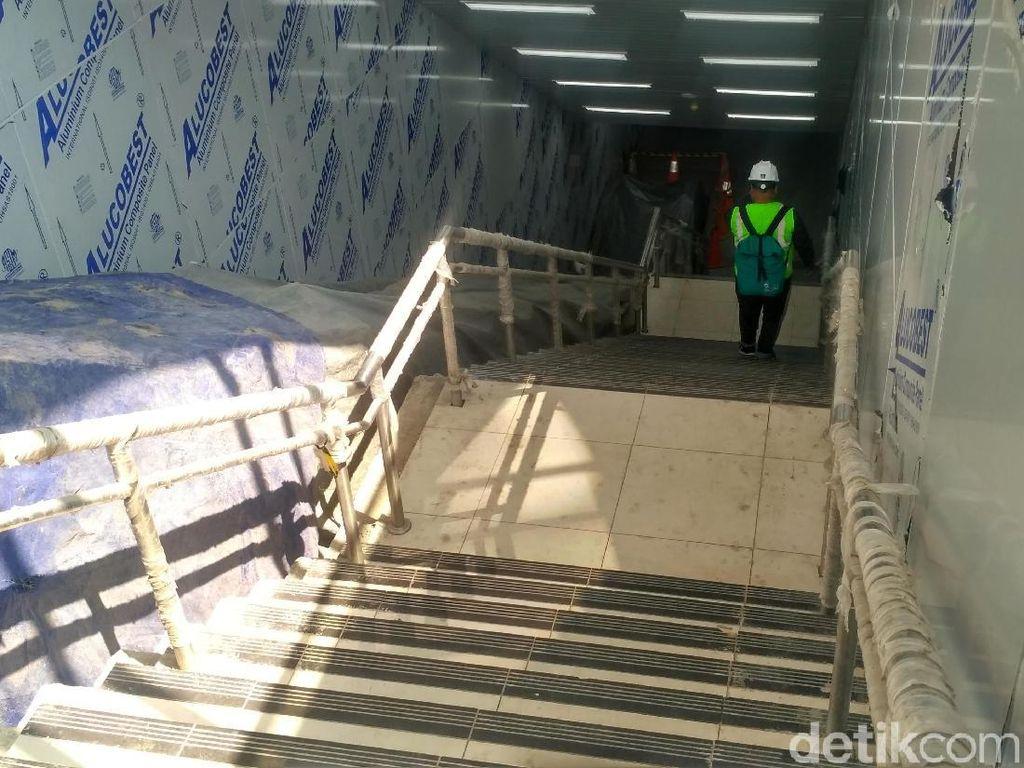 Daftar 5 Stasiun MRT yang Nempel Halte TransJakarta