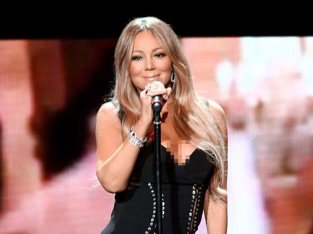 Tak Kenal FaceApp, Mariah Carey Tolak Tua Mendadak