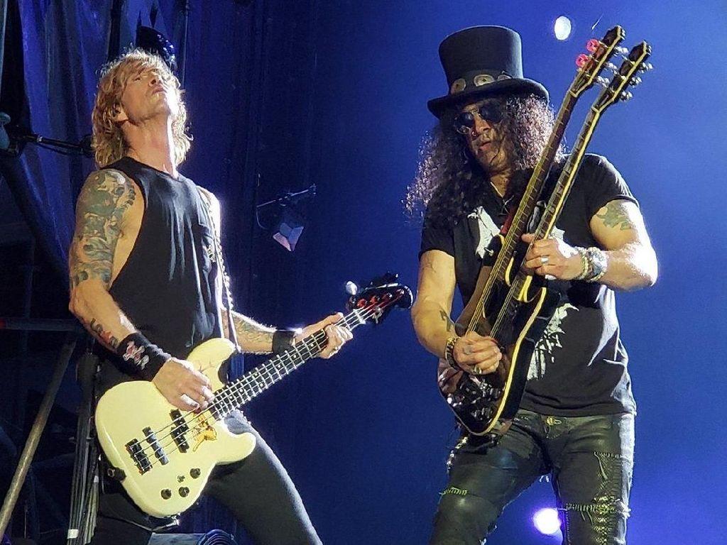 Hapalkan Dulu Lagu-lagu Ini Sebelum Nonton Guns N Roses!