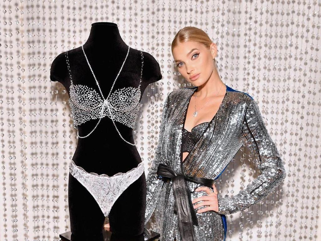 Victorias Secret Ungkap Bra Rp 15 M Untuk Fashion Show Tahun Ini