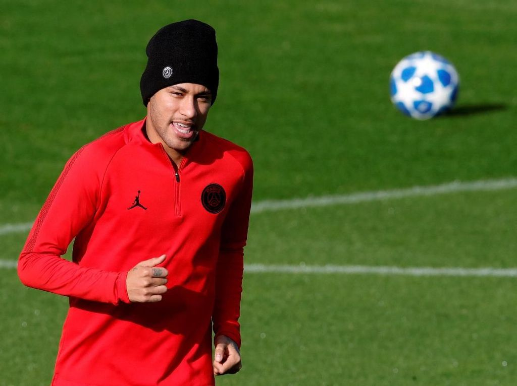 Senyum Neymar dan Pintu Barcelona yang Selalu Terbuka Untuknya