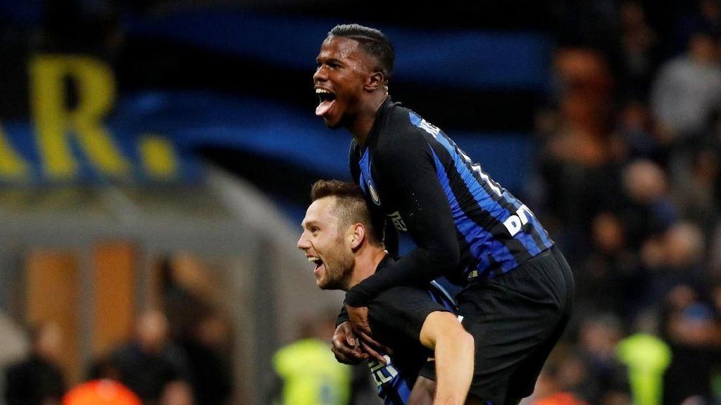 Inter Milan Dominasi Starting XI Terbaik Pekan Ini