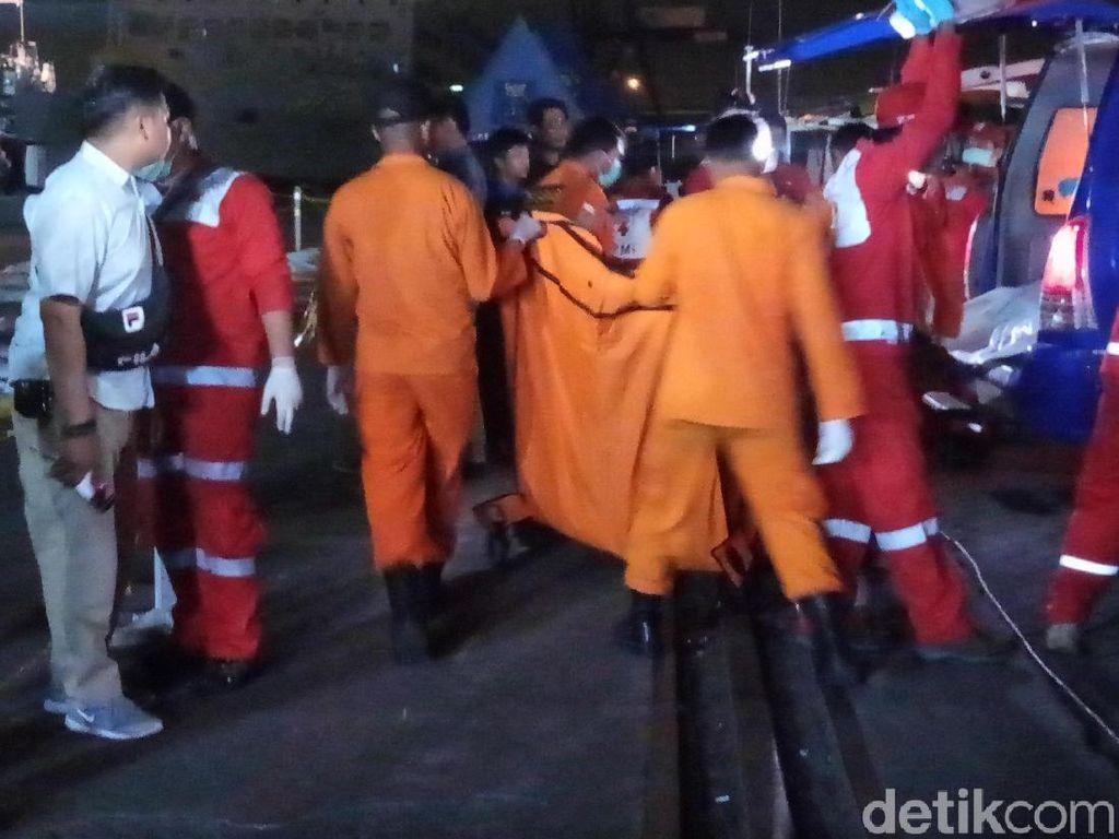 Video: RS Polri Terima Lagi 22 Kantong Jenazah