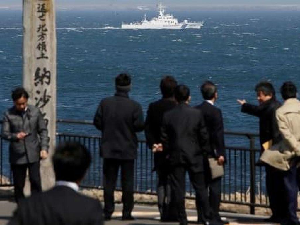 Satu Pulau di Jepang Menghilang Misterius!