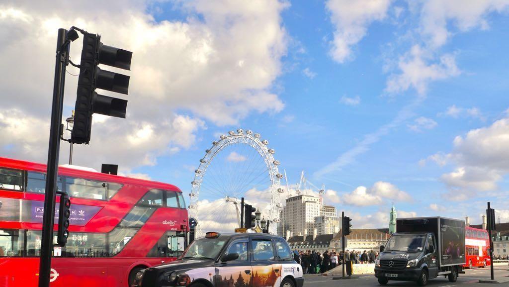 Di London, Bus dan Taksi Jadi Tempat Promosi Wonderful Indonesia