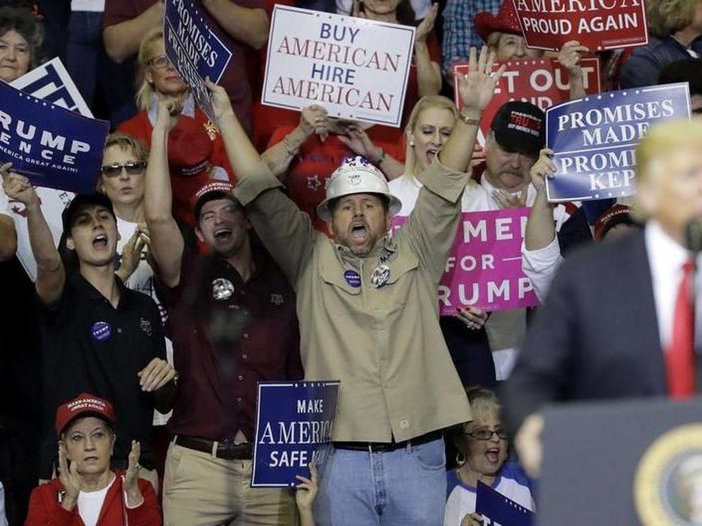 Pemilu Sela di AS, Apa yang Disorot Jerman dan Eropa?