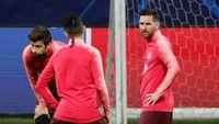 Karena Menurunkan Messi Terlalu Berisiko