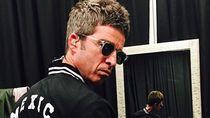 Rayakan Kemenangan di Ruang Ganti Man City, Noel Gallagher Nyanyi Lagu Oasis