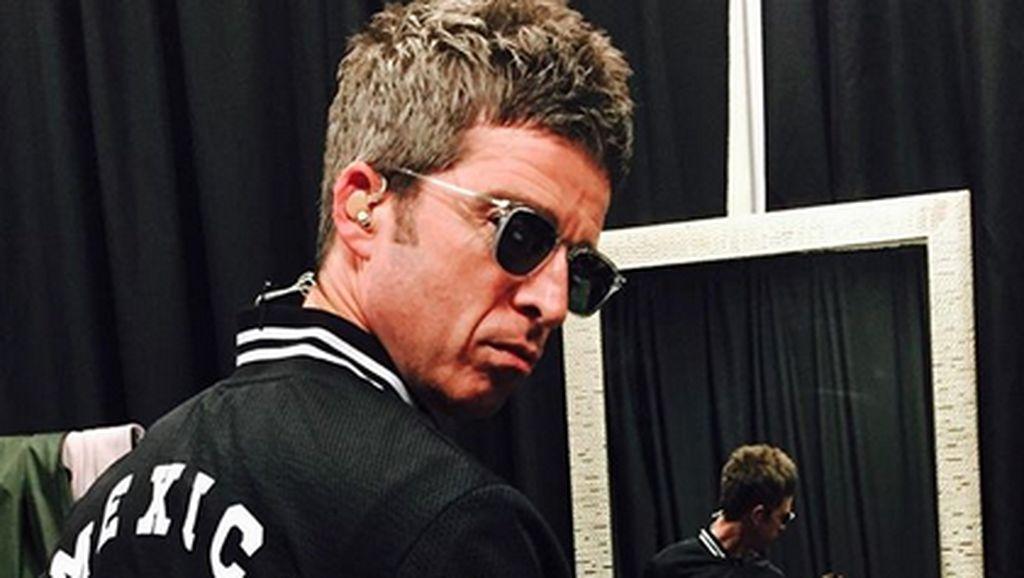 Tak Bersama Oasis dan City Juara 3 Kali, Noel Gallagher Merasa Keren