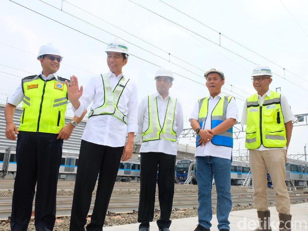 MRT Jakarta Bakal Tembus hingga ke Ancol