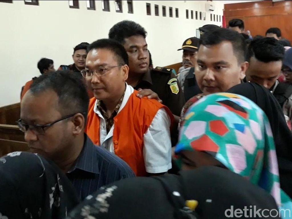 Kasus Pembunuhan, Bos Cat Iwan Adranacus Divonis 1 Tahun Penjara