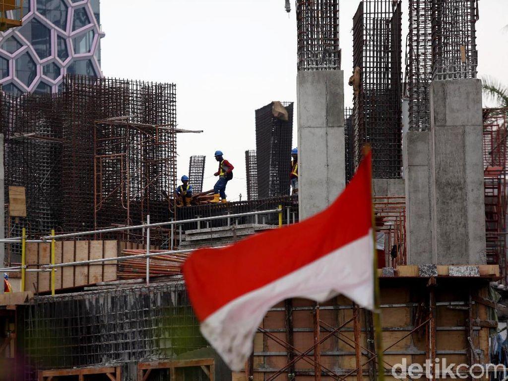 Pasar Modal Ditargetkan Jadi Sumber Dana Genjot Infrastruktur