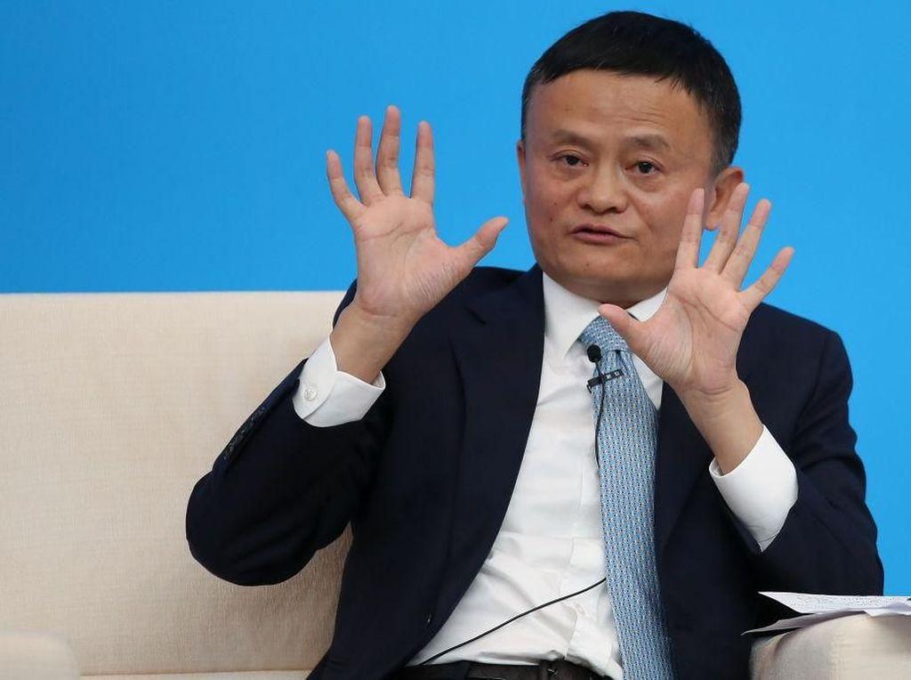 Jack Ma Heran Eropa Ketakutan Pada Teknologi