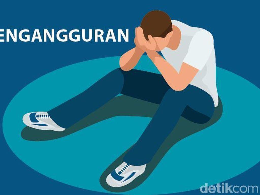 Pengangguran di Banten Tertinggi se-RI, Pemprov Salahkan Pendatang