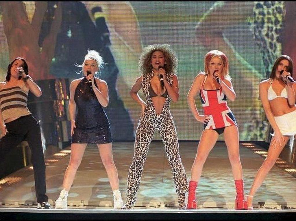 Jangan Berharap Banyak, Spice Girls Disebut Tak Mau Tur di Luar Inggris