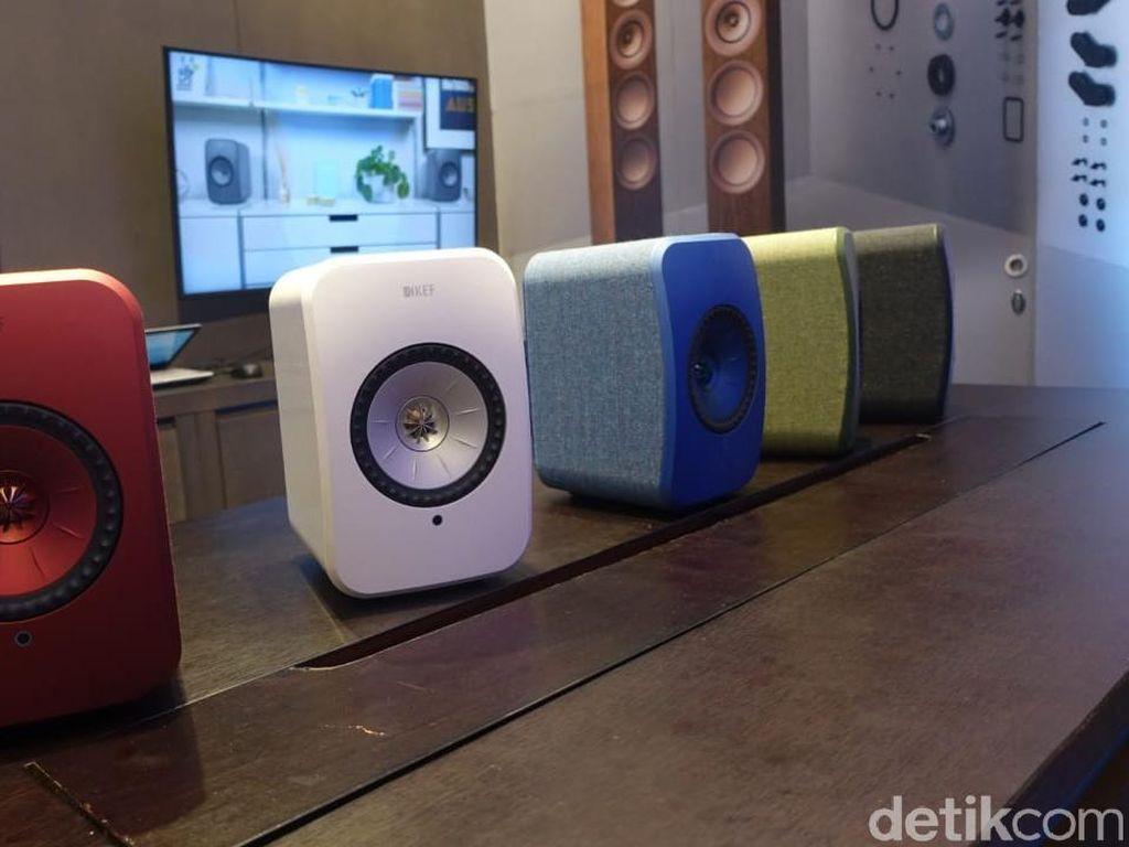 Speaker Premium KEF Bidik Milenial, Ini Strateginya