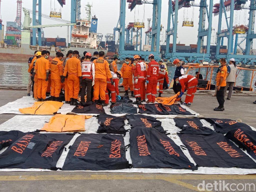 Polri Tegaskan Terus Identifikasi Korban Lion Air hingga Tuntas