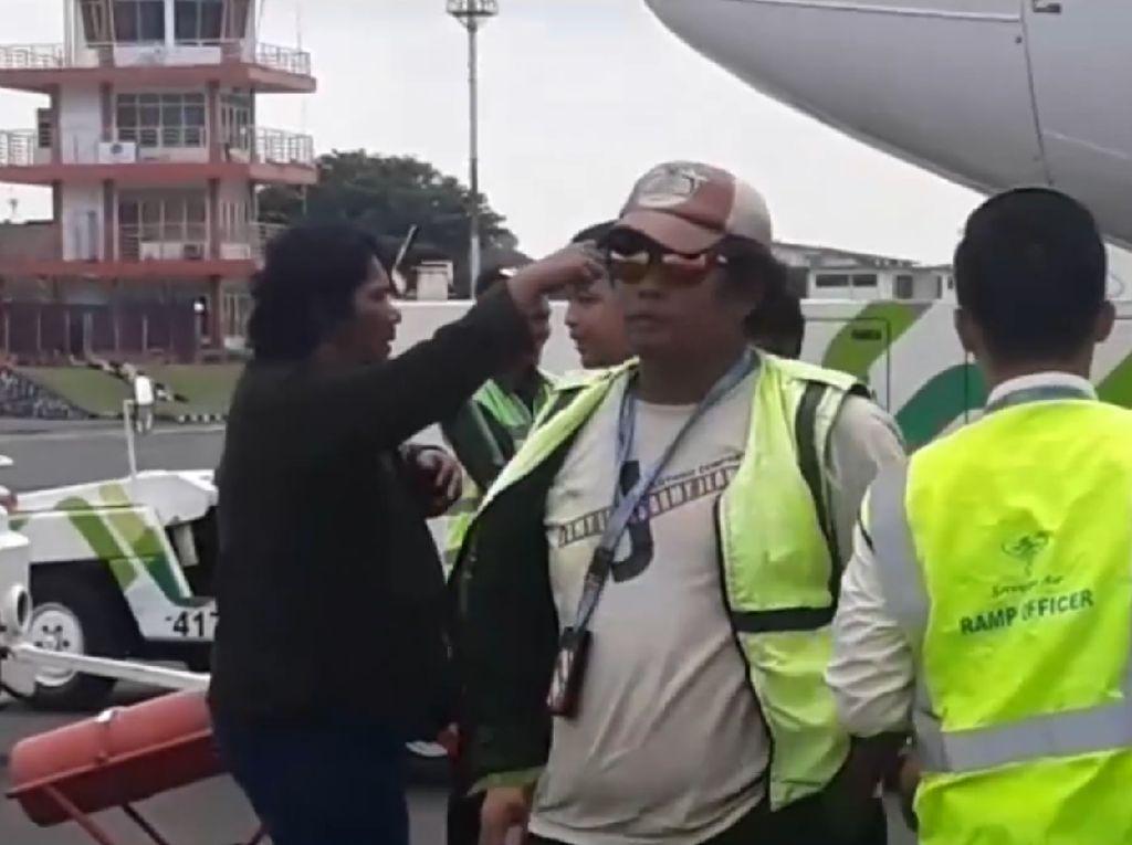 Cerita Lengkap Heboh Durian 3 Ton di Pesawat Versi Penumpang