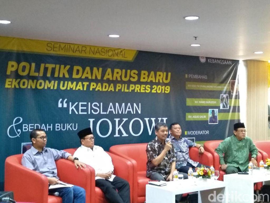 Luncurkan Buku Keislaman Jokowi, Dosen UI Ini Tepis Jokowi Anti-Islam