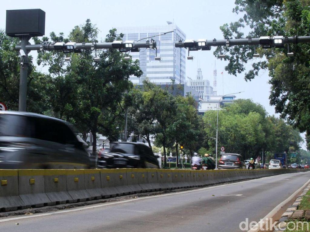 Siap-siap, Melintas di Jakarta akan Berbayar Tahun Depan