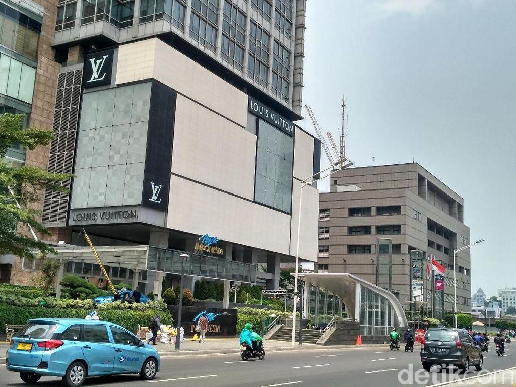 Menelusuri Stasiun MRT Jakarta yang Hampir Rampung