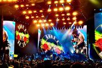 Guns N' Roses Gemakan Sweet Child O' Mine di GBK