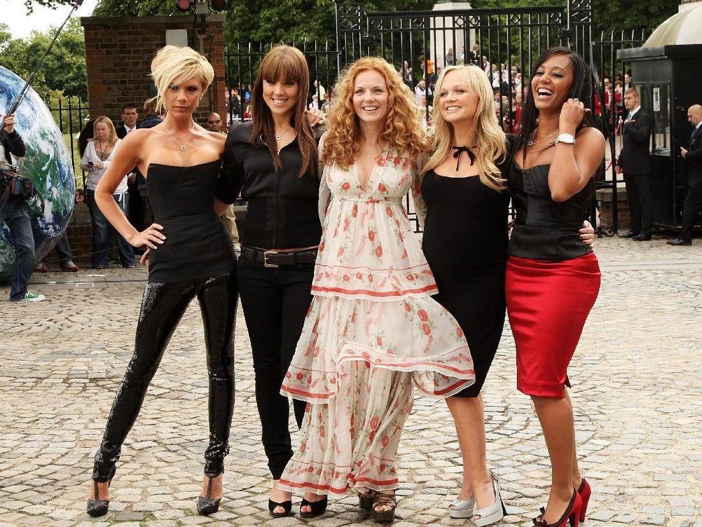 Foto: Transformasi Spice Girls yang Umumkan Akan Eksis Lagi di 2019