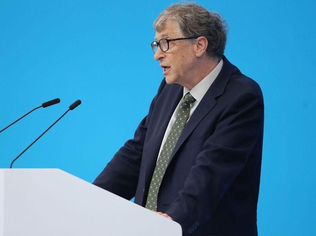 Bill Gates Kesal, Sebut Media Sosial Penyebar Kebohongan