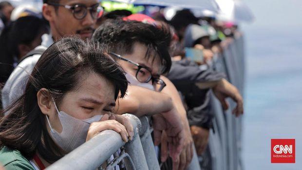 Basarnas Enggan Lanjutkan Kembali Pencarian Korban Lion Air