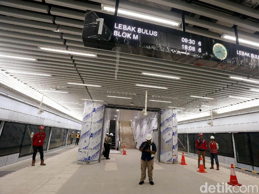 Catat! Ini Kartu yang Bisa Dipakai Bayar Tiket MRT Jakarta