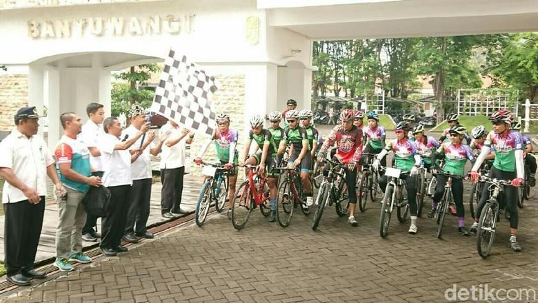 Tim Jelajah Sepeda Nusantara (JSN) 2018 (Ardian Fanani/detikTravel)