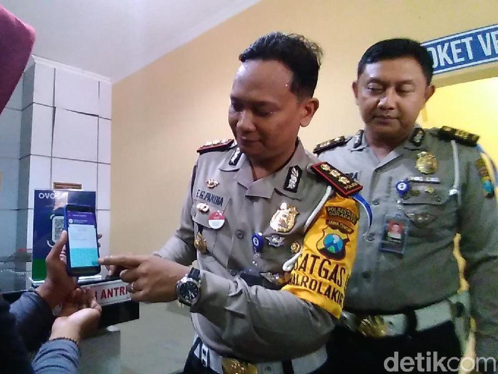 Giliran Surabaya yang Kini Bisa Bayar Biaya SIM Non Tunai