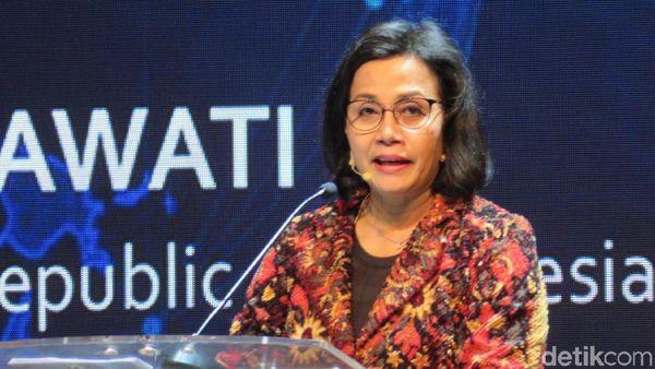 Menteri Keuangan Sri Mulyani Indrawati/Foto: Eduardo Simorangkir