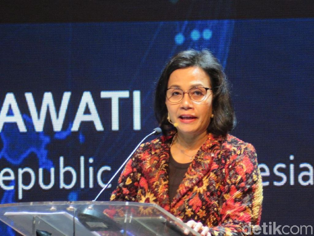 Lantik 499 Pejabat Kemenkeu, Sri Mulyani Ingatkan soal Pengelolaan Uang Negara