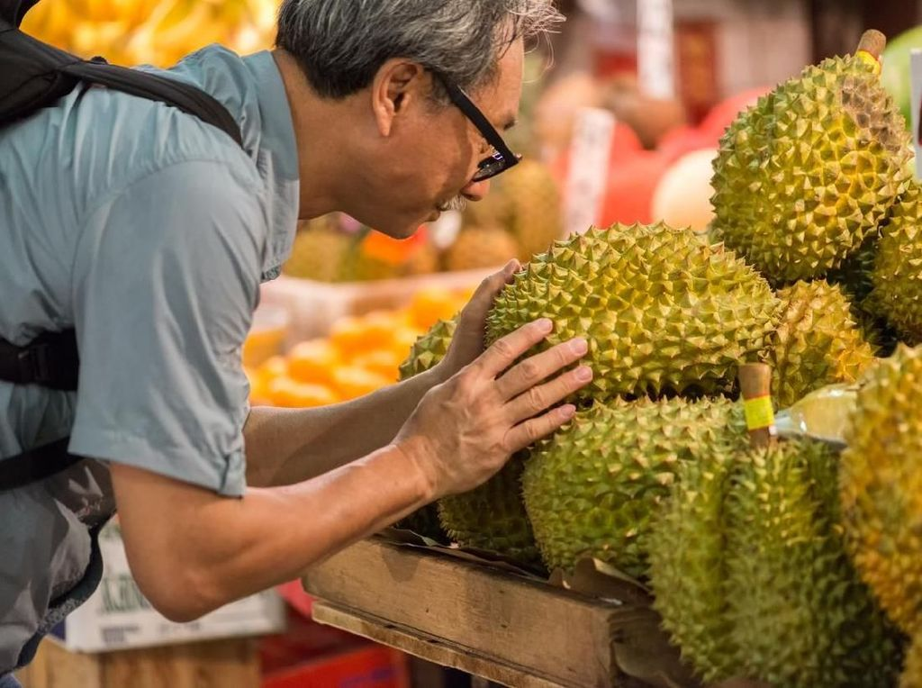 Beragam Kasus Saat Bau Durian Sebabkan Kepanikan Massal