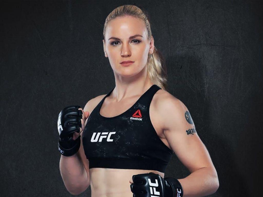 Foto: Liburannya Petarung Cantik UFC, Valentina Shevchenko