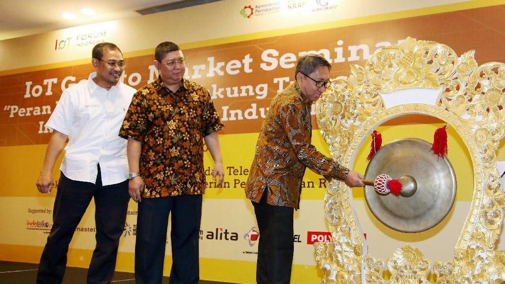 Dorong IoT Goes to Market Bali